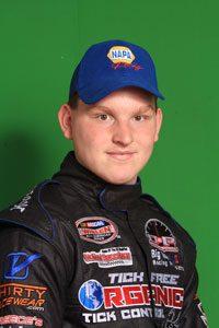 Bryan Narducci (Photo: Stafford Motor Speedway/Driscoll MotorSports Photography)