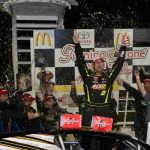 Doug Coby Rolls To Whelen Modified Tour Victory At Oswego Speedway