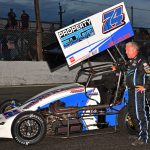 Sammy Swindell Returns to NEMA Action At Thompson Speedway And Lee USA Speedway In August