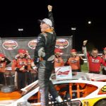 Spin To Win: Ryan Preece Grabs Second Consecutive Whelen Mod Tour Victory In Bud 150 At Thompson