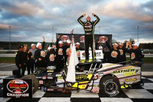 Dynasty: Doug Coby Captures Fifth Whelen Mod Tour Title At