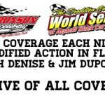 A Look Back At All The Stories, Live Updates And Galleries From Modified Speedweek In Florida