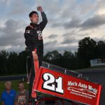 Jim Chambers, Avery Stoehr Notch Rifchin Memorial NEMA Victories At Star Speedway