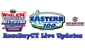 RaceDayCT Live Updates From New Hampshire Motor Speedway