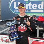 Tyler Ankrum Scores Victory In K&N Pro Series East United Site Services 70 At NHMS