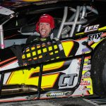 Juiced Up: Doug Coby Gets Special Gift Sunday Morning At Stafford Speedway