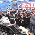 Trophies Arrive In New Hampshire For Whelen Modified Tour On The Big Stage At NHMS
