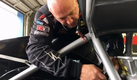 Broken Back To Keep Dave Sapienza Out Of Whelen Mod Tour Action Until At Least September