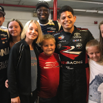 NASCAR Drivers Visit New Hampshire Children Ahead Of Full Throttle Weekend