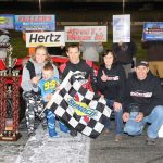From Way Back: Matt Hirschman Uses Bold Strategy To Win Tri-Track Mod Race At Seekonk