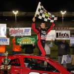 Matt Hirschman Gets Tri-Track Mod Win, Championship At Seekonk Haunted Hundred