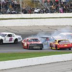 Meghan Fuller Off To Strong Start In Title Quest At Thompson Speedway