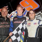 John Zych, Danny Cugini Take NEMA Wins At Speedbowl Finale