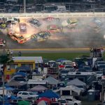 Daytona 500 Notebook: Clint Boywer's Last Ditch Effort Ends With Nine-Car Wreck