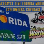 RaceDayCT Live Modified Coverage From Florida Speedweeks