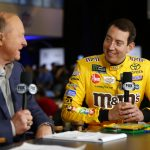 Las Vegas Native Kyle Busch Hoping For Hometown Sweep Weekend
