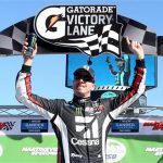 Kyle Busch Gets 201st NASCAR National Series Win Saturday At Martinsville