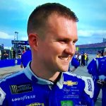 Super Run: Third Place At Talladega Gives Ryan Preece First Monster Energy Cup Podium Finish