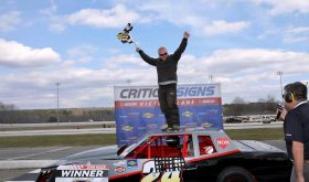 Thompson Speedway Back In Action Honoring Military On Sunday