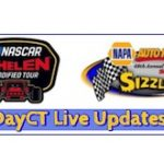 Live Updates From Whelen Modified Tour NAPA Spring Sizzler 200 At Stafford Speedway