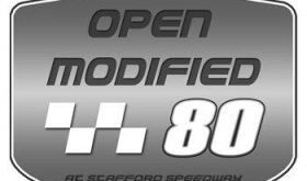Strong Entry List For Open Modified 80 Friday At Stafford Speedway