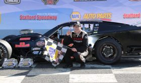 Alexander Pearl Focused On Dunleavy's Modifiedz Night At Stafford Speedway