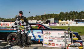 Brandon Barker Wins In Granite State Pro Stock Series At Lee USA Speedway