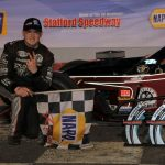 Back Again: Bryan Narducci Gets Second SK Light Modified Win Of 2019 At Stafford