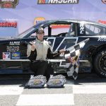 Stafford Notes: Cliff Saunders Gets First Late Model Win; Matt Clement Grabs First Limited Late Model Victory