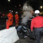 Dave Sapienza Sore, But Ready For Seekonk After Wicked Wall Stadium Crash In Jersey Shore 150