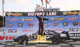 Stafford Notes: Duane Provost Prevails In Limited Late Model Photo Finish