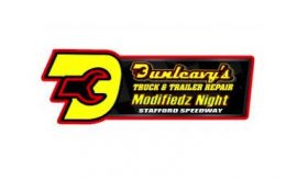 Packed Racing Card For Friday's Dunleavy's Modifiedz Night At Stafford Speedway