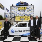 NASCAR, Genius Sports Form Exclusive Multi-Year Betting Data Partnership