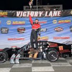 Inflation: Glen Reen Grabs SK Modified Victory At Stafford Speedway