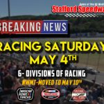 On Tap Presented By Four Seasons By The Lake: Stafford Opens With Saturday Racing