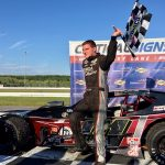 Great Eight: Bryan Narducci Extends Perfect Record In SK Light Modified At Thompson Speedway