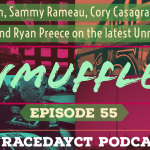 Unmuffled Episode 55: Ryan Fearn, Sammy Rameau, Cory Casagrande, Jacob Perry And Ryan Preece