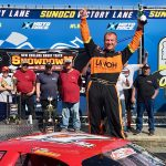 Doorbuster: Eddie MacDonald Wins Banging Finish In Pro All Stars Series Feature At NHMS