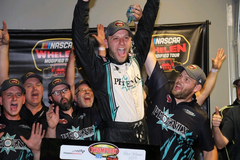 Six Pack: Justin Bonsignore Continues Whelen Modified Tour