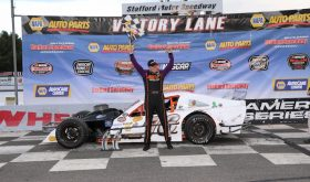 Mark Bakaj Declared SK Light Modified Winner At Stafford After Bryan Narducci Penalty