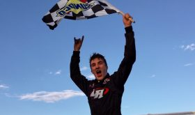 One To One Hundred: Mike Christopher Jr. Gets First Thompson Speedway SK Modified Victory