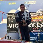 Plenty Of Motor: Ronnie Williams Uses Last Lap Pass To Win Valenti Mod Series Feature At NHMS