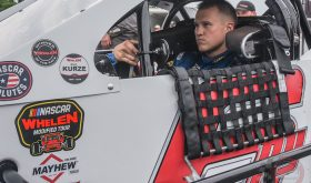 Monster Guest: Ryan Preece To Run Twisted Tea Open Mod 80 Tonight At Stafford Speedway