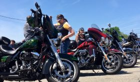 Two-Wheeled Giving: Speedway Children's Charities Hosts Second Ride For The Kids