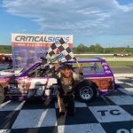 Thompson Notes: Shawn Monahan Begins Bold Mission With Win In Limited Sportsman