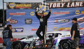 Long Awaited: Todd Owen Wins SK Modified Feature At Stafford Speedway