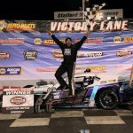 Backing It Up: Todd Owen Rolls To Second Consecutive SK Modified Win At Stafford