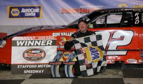 Big Five-O: Tom Fearn Wins In Photo Finish In Late Models At Stafford