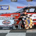 Back To Back: Tom Fearn Gets Second Consecutive Late Model Win At Stafford