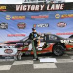 Road Warrior: Alexandra Fearn Takes Long Ride To Limited Late Model Win At Stafford